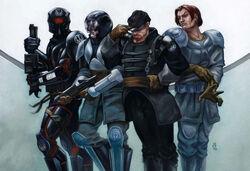 Galactic Alliance Troopers
