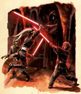 Sith apprentices BoS