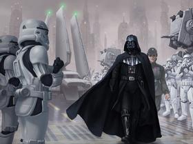 Supreme Vader FFG LucasDurham
