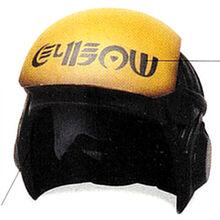 Hangar chief engineer helmet CVD