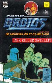 Droids Der Killer Satellit VHS 1988