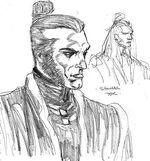 Shogar Tok sketch