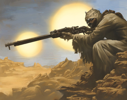 Tatooine Hunting Rifle IATS