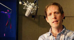 James Arnold Taylor microphone