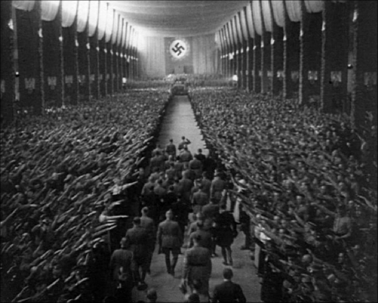 an analysis of the rise of the nazi party in germany from 1933 to 1943 German propaganda posters from the 20th solution of all germany's woes of the time, the nazi party grew 1943 did widespread bombing of germany.