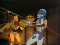 Droids fight ARTF