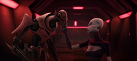Greevous and Ventress