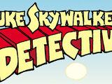 Люк Скайуокер: Детектив