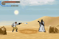 Shooting at Tusken Raider APotF