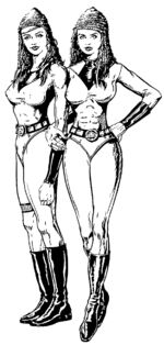 Tonnika sisters