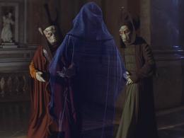Ганрей, Хаако и Дарт Сидиус