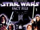 Официальный архив «Звёздных войн», выпуск 1