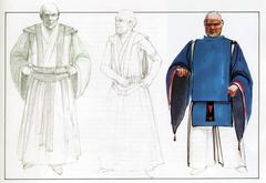 Kenobi sketches McQuarrie