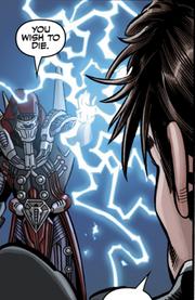 Marr lightning