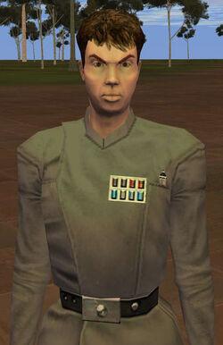 Бренн Тантор — имперский офицер