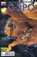Star Wars Special C-3PO Phantom Limb Entertainment Earth