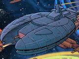 Тяжёлый крейсер снабжения типа «Захватчик»