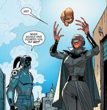 Инквизитор забирает ребёнка