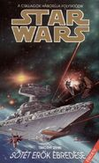 Dark Force Rising Hungarian Cover