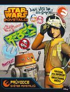 Rebels Annual 2015 Czech cover
