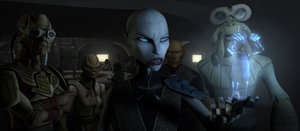 Ventress bounty hunter
