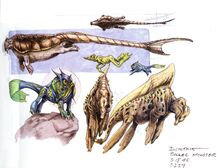 Сhinag Underwater predators MakingTPM