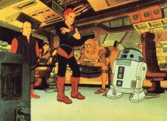C-3PO damage book