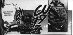 Gunners manga ANH-1