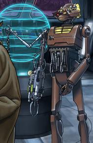 Доктор (тактический дроид)