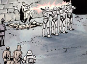 Coruscant executions