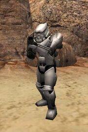 Rocket trooper