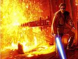 Бой на световых мечах