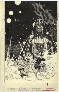 Al Williamson art AWCSW