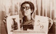 Alfredo Alcala and his works