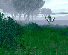 Yavin 4 butterfly SWG