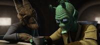Greedo and Gotal