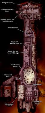 Hammerhead map