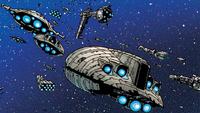 Отход кораблей