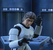 Han Solo Robot Chicken
