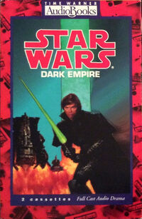 Star Wars Dark Empire bassette box