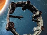 Гипердвигательное стыковочное кольцо/Канон