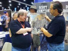 Dorman Moeller ComicCon2009