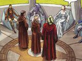 Совет Анклава джедаев на Дантуине