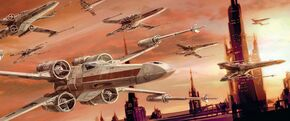 Rogue Squadron TEA