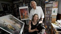 Boris Vallejo and Julie Bell 2012