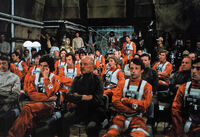Yavin base briefing room