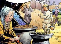 Anakin and Jira