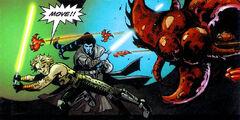 Razor bug attack Legacy11