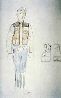 Han Solo costume Mollo