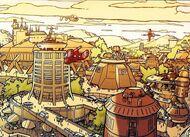 Ralltiir city